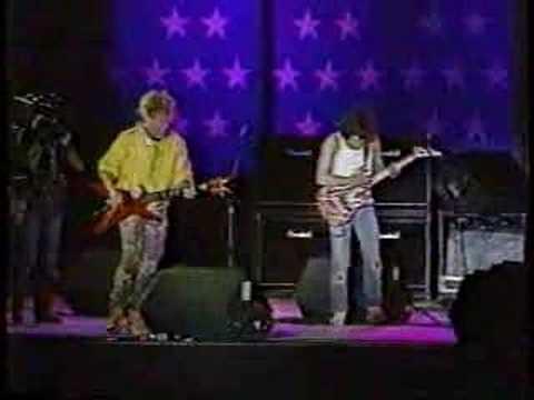 "1985 Sammy Hagar & Eddie Van Halen ""Rock and Roll""(Farm Aid)"