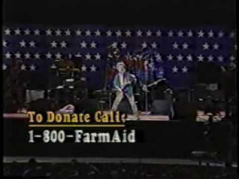 "1985 Sammy Hagar ""I Can`t Drive 55"" (Farm Aid)"