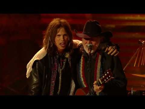Willie Nelson & Steven Tyler - One Time Too Many & Once is Enough (Live at Farm Aid 25)