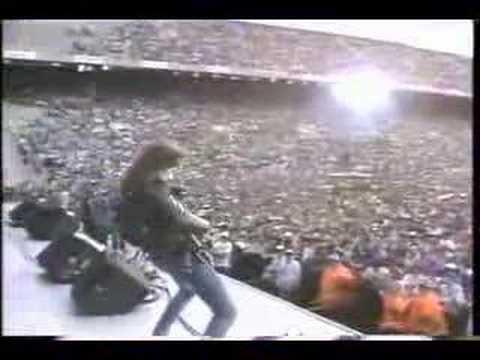 Bon Jovi - Runaway (live) - 22-09-1985