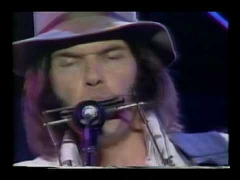 Neil Young My My Hey Hey Farm Aid 1985