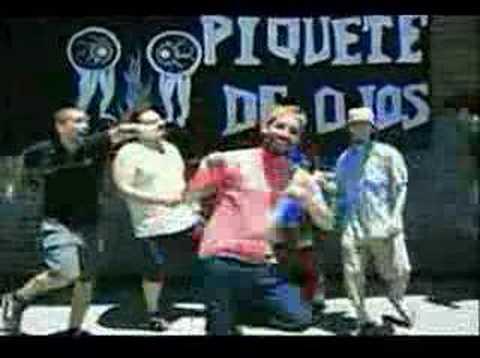 PIQUETE DE OJOS - El Show del Xuxo (Faso Feo) - 2006