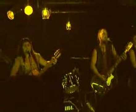 Faun Fables - Eyes of a Bird [live on Bad Bonn]