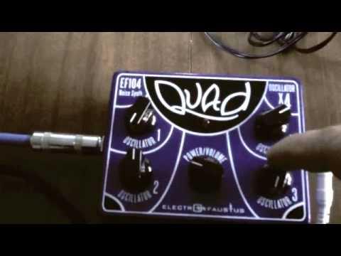 EF104 Quad Oscillator