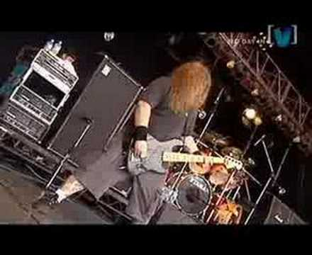 Fear Factory - Demanufacture (Live @ Big Day Out `04)