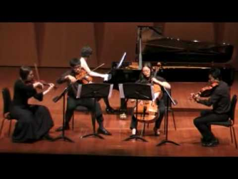 Dvorak Piano Quintet in A major, Op. 81