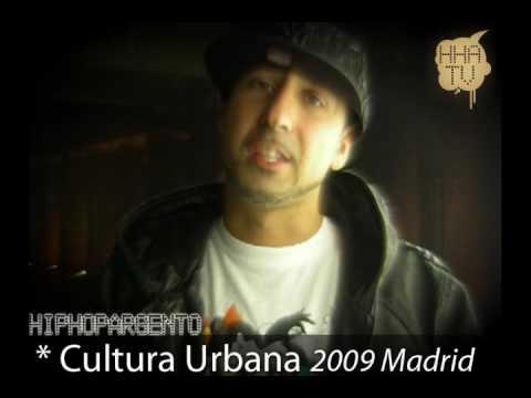 Nota Festival Cultura Urbana (Madrid 2009) para HHATV