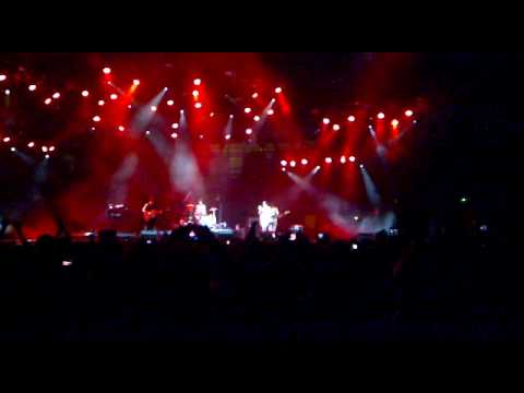 GOSSIP LIVE Festival des ar�nes de N�mes 15 juillet 2010