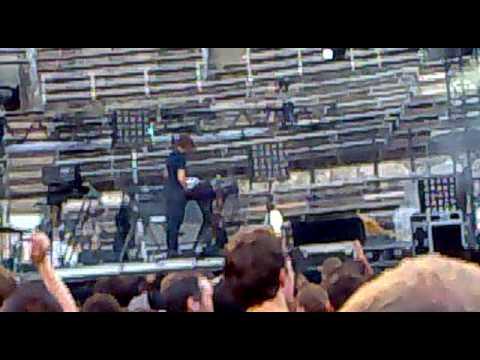 YUKSEK LIVE Festival des ar�nes de N�mes 15 juillet 2010