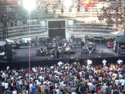 Editors Live @ Festival de Nimes- 15.07.10