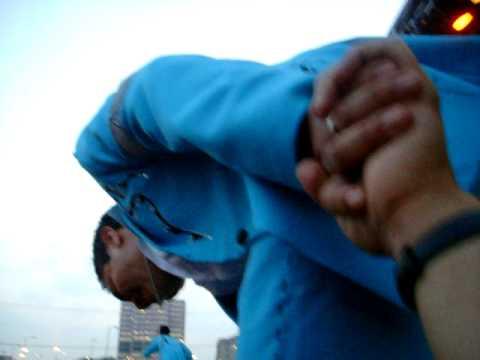 FIESTAS DE MAYO CHICAGO 2010 ( LA ARROLLADORA BANDA EL LIMON PURITOS HUESOS )