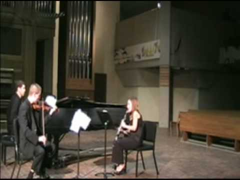 Coastline by Mark Petering - Fifth House Ensemble Performance