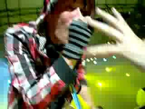 "Varsity Fanclub - ""Complicated Girl"" live September 12, 2008 - I got Bobby`s Towel!"