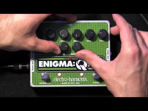 Enigma - Video by Jack Conte - Envelope Filter for Bass