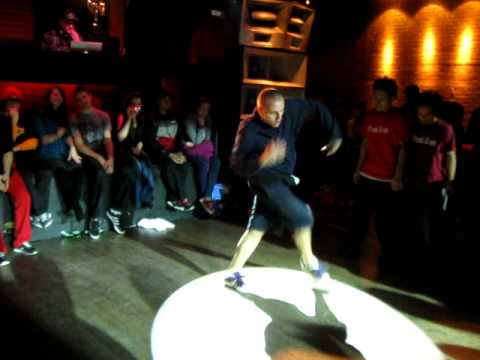 Filthee Feet (with Niksone) Vs Front Z-On Finals Skillz 2010