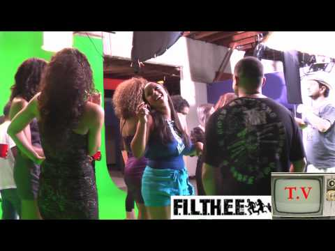 "Behind the Scenes ""I know what you like"" Filthee ft. Major James"