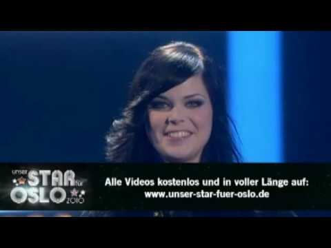 Unser Star f�r Oslo Finale - Jennifer Braun - I Care For You