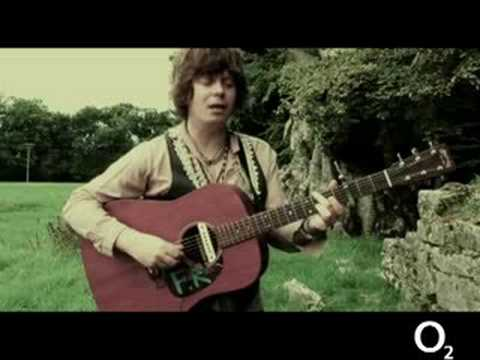 Fionn Regan sings Be Good or Be Gone on ElectricPicnicTV