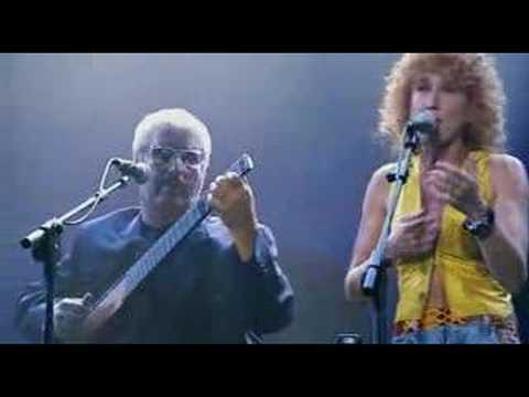 Pino Daniele e Fiorella Mannoia:A che sar�