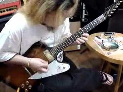 Gibson -1976- Firebird