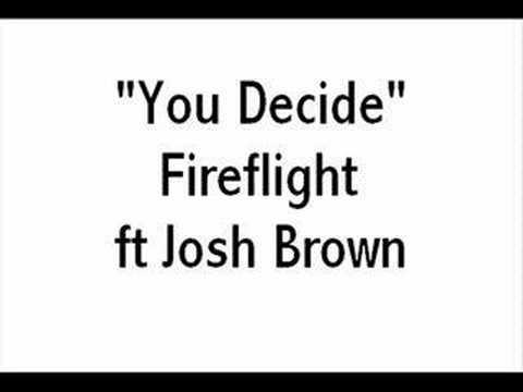 Fireflight - You Decide