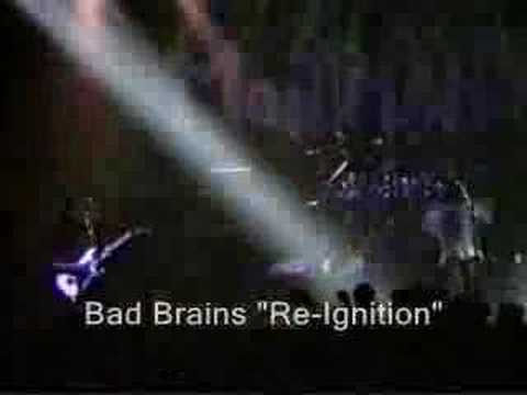 Bad Brains - Re-Ignition
