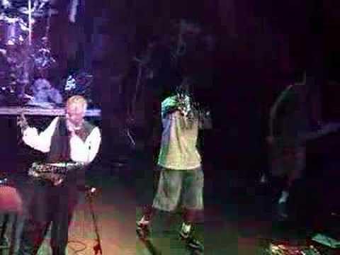 """Fishbone: """"Bonin` In The Boneyard"""""""