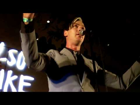 FITZ & THE TANTRUMS ~ PICKING UP THE PIECES OF LOVE