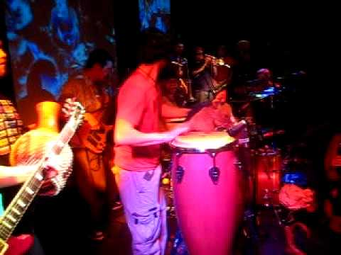 Five Alarm Funk - Uncle Meatball`s Spaghetti on Wheels - Live at the Spirit Bar, Nelson BC