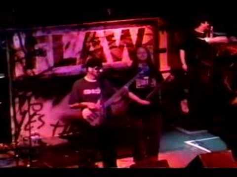 FLAW - My Letter (live)