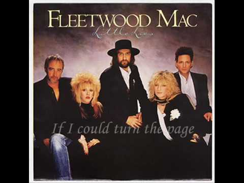 Fleetwood Mac - Little Lies With Lyrics