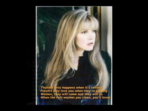 "Fleetwood Mac - ""DREAMS"" (Stevie Nicks) With Lyrics"