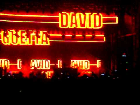 David Guetta 2009 Ultra Music Festival