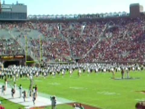 FSU Marching Chiefs Pre-Game