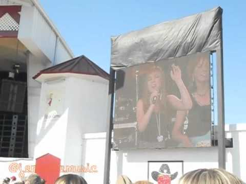 "Jennette McCurdy at the Florida Strawberry Festival - ""Love Is On the Way"""
