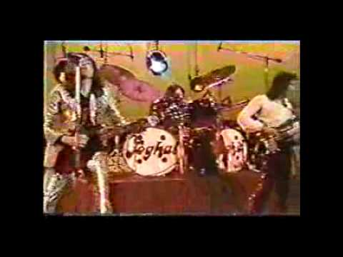 FOGHAT - HONEY HUSH LIVE 1973