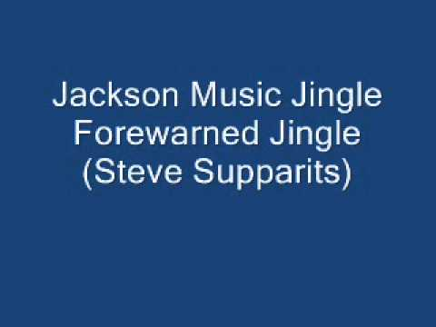 Jackson Music Jingle- Forewarned