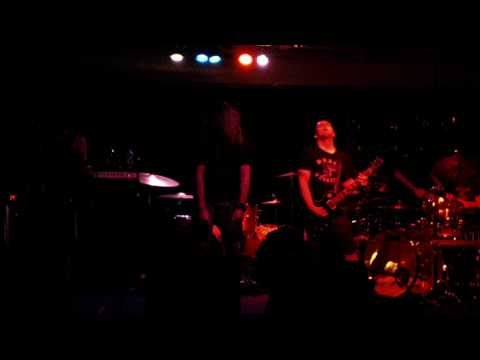Forged In Flame playing in Akron on June 26, 2010