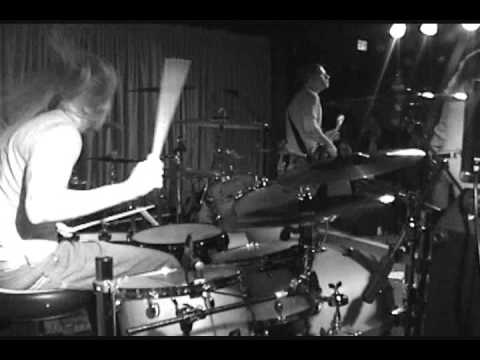 Forged in Flame - Miss Mothership Live (drum shot)