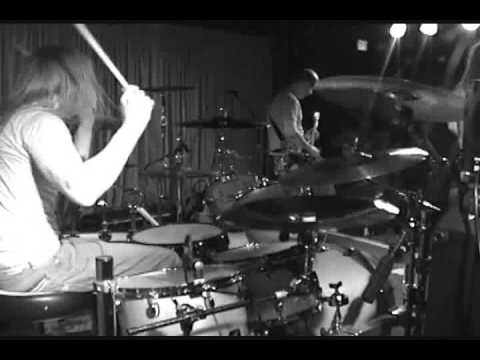 Forged in Flame - Raven`s Cage live (Drum footage)