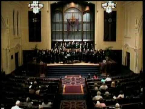 "Fort Wayne Phiharmonic Chorus sings Brahms Libeslieder #17 ""Nicht wandle"""