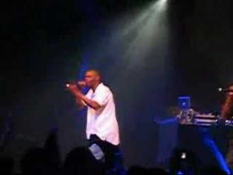 Nas, Cormega, Foxy Brown - One Love-Affirmative Action Live