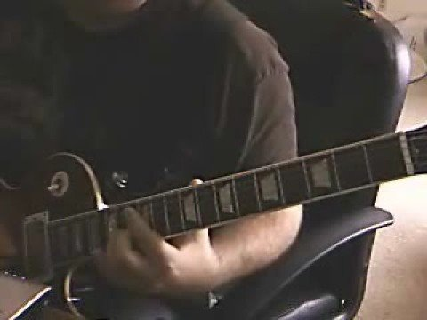 Gary Johnson - November Rain Guitar Solo