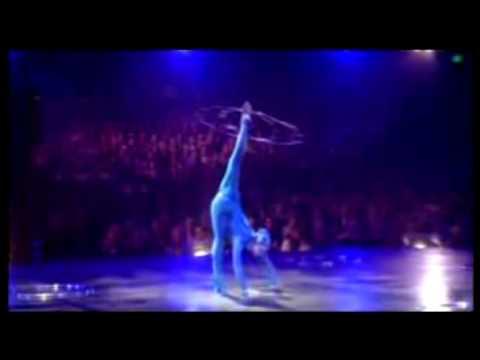 Cerceaux - Fandub Tsutsan - Cirque du soleil - Hula Hoops - Francesca Gagnon