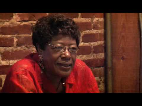 Francine Reed Atlanta Thunderbird Interview - Part 1