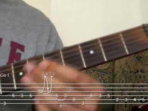 Blues Lesson - Dixie Dregs type groove
