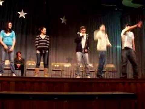 Comedy Hypnosis - Frank Santos Jr. - N`Sync (3/5)