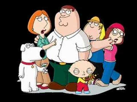 Family Guy Theme - Frank Sinatra, Jr.