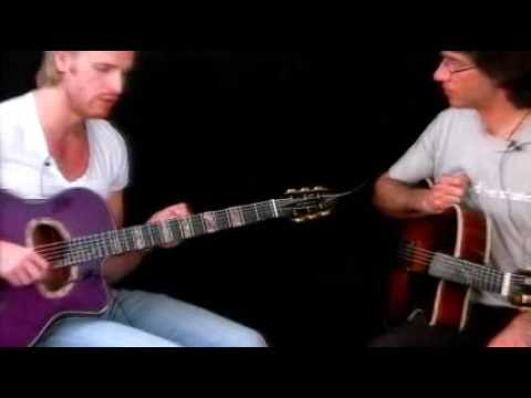 Jazz Guitar Lessons - Gypsy Duets - Andreas Oberg & Frank Vignola - Picking
