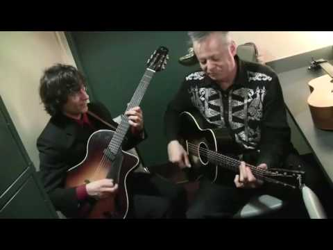 Tommy Emmanuel & Frank Vignola - Swing #42 - Backstage: Tennessee Shines